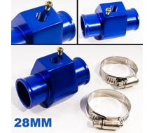 Connector adapter for water temperature sensor