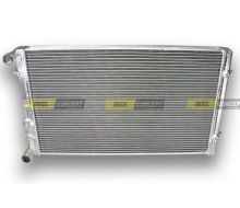 Radiator aluminum VOLKSWAGEN GOLF GTI MK4 and SEAT LEON