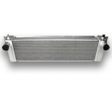 Radiator Aluminum, front to ALPINE A110 and R8 GORDINI