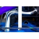 Line exhaust system Stainless steel Renault 4