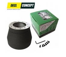 Steering wheel hub for BMW E30