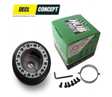 Steering wheel hub universal for Renault