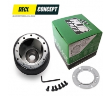 Steering wheel hub universal for all Peugeot 206