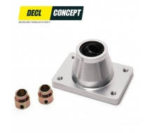 Short shift type turret for Peugeot 206 and 306