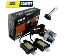 Kit phare Xenon HID 55W H7 6000K