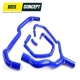Coolant hoses silicone coolant for Peugeot 306 S16