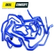 RENAULT 5 GT TURBO silicone hose kit