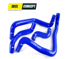 Kit of 4 hoses silicones for FIAT Bertone X1/9