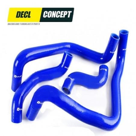 Kit of 4 hoses silicones for FIAT Bertone X1/9