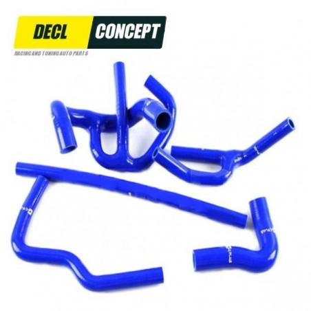 Kit of 5 hoses silicones for AUSTIN MINI Cooper 1.3 L MK6 MK7