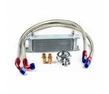 Kit oil cooler 9 rows
