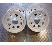 Rims triangular for Renault 4 5 6 JP4 Rodeo