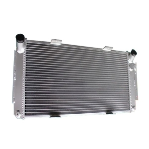 Radiator all-aluminium large volume to the FORD GT40 1964 to 1969
