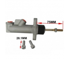 Master cylinder for hydraulic hand brake, 0.625-Inch, shank 75mm