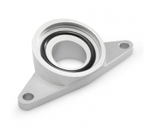 Flange for Dump valve HKS SSQV on Subaru WRX and STI 2002 to 2007