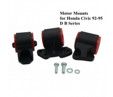 Silent block engine aluminum for Honda Integra, Del Sol SI and Civic EG swapped with engine series (B and D