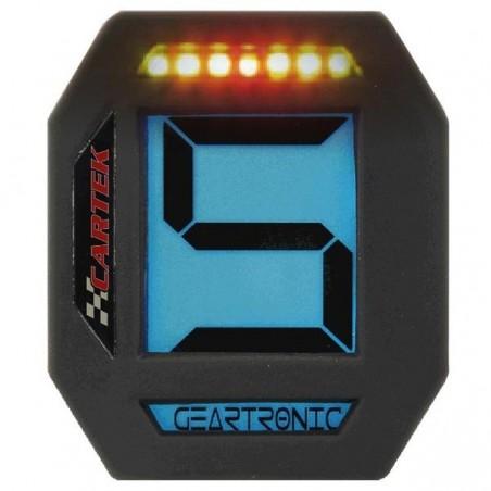 Indicator rapport toegewijd aan LED Cartek