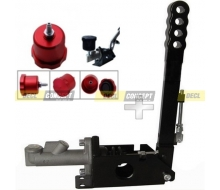 Pack brake vertical hydraulic hand + jar