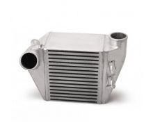 Heat exchanger, aluminum high volume side for VW Golf 4 GTI