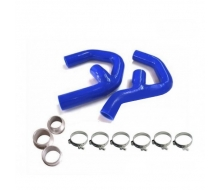 Kit 2 hoses and silicones for heat exchanger front Volkswagen Golf 5 GTI/ Audi S3 2L TFSI...