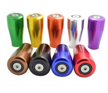 Shift knob-anodized