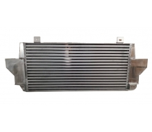 Heat exchanger aluminium large volume to RENAULT MEGANE RS 3