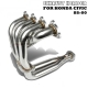 Exhaust manifold stainless steel 4 2 1 for Honda Civic