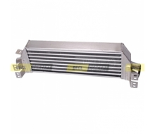 Heat exchanger Aluminium large volume to VOLKSWAGEN GOLF V 2.0 GTI / AUDI A3 8P 2.0 TFSI