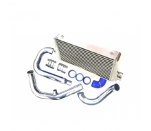 Kit heat exchanger Aluminum big volume for MITSBUISHI LANCER EVO 7 to 9