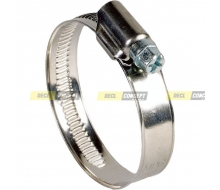 Collier stainless steel 8-14mm